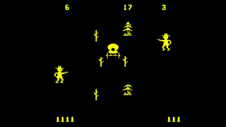 Gunfight (Midway Games, 1975)